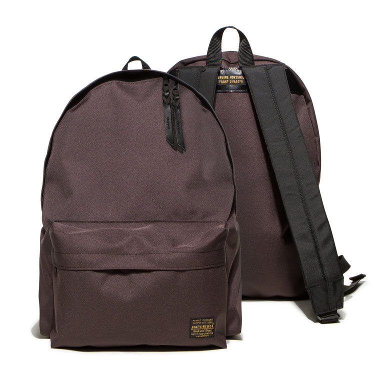 [SALE 30%]DV. LOT467 CODURA DAYPACK -CHOCOLATE-