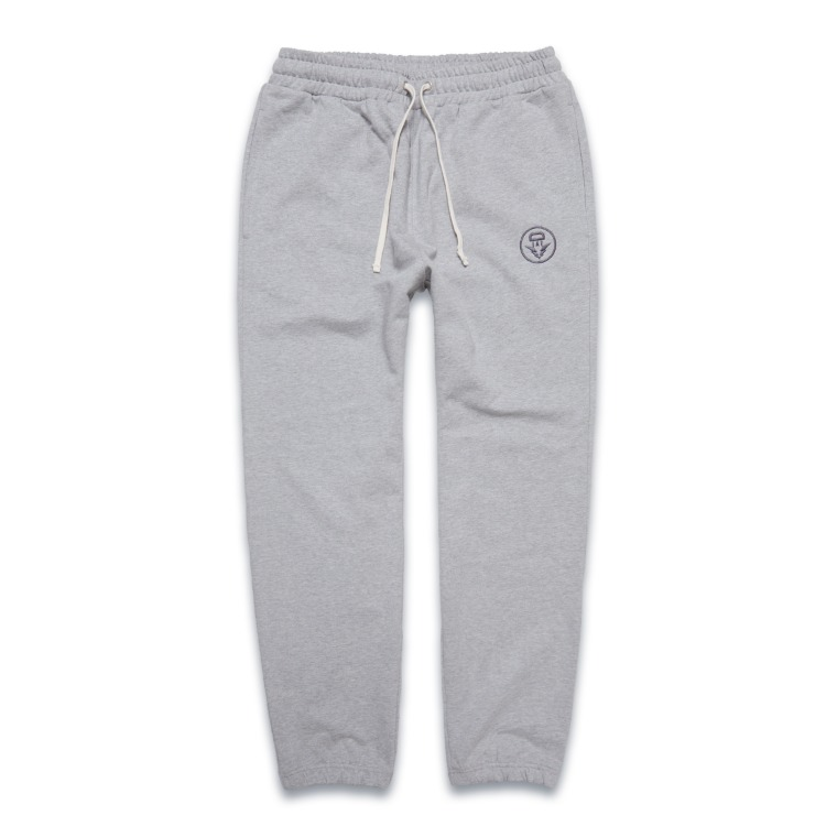 [SALE 20%]DV. LOT548 HEAVY WEIGHT SWEAT PANTS -GRAY-