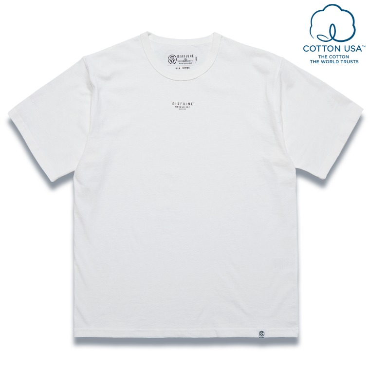 DV. LOT585 DESIGN TEE / TYPE-3 -OFF WHITE-